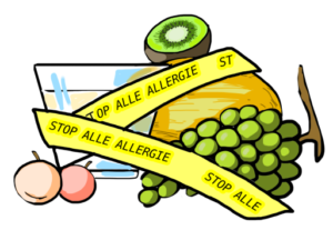 stop alle allergie